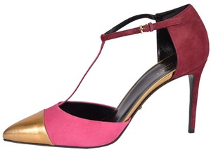 Gucci Heels Multi-Color Pumps