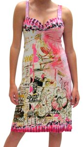 Save The Queen short dress Multi on Tradesy