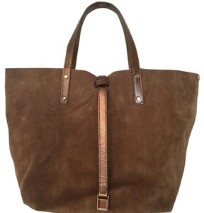 Tiffany & Co. Tote in Metallic Bronze