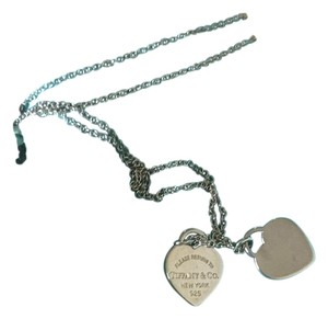 Tiffany & Co. Twin Heart