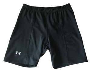 Under Armour Black Spandex Shorts