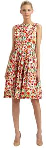 MILLY Brandnew Poppy Floral Pockets Dress