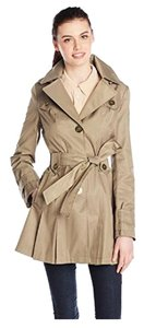 Via Spiga Water-repellant Fall Jacket Trench Coat