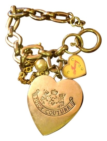 Juicy Couture Juicy Couture Silver Bracelet