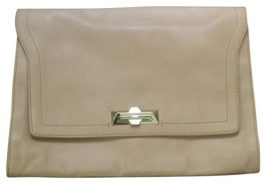 Vince Camuto Camel Clutch