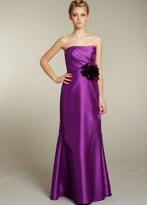 Jim Hjelm Purple 5169 Dress