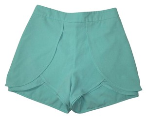 bebe Mini/Short Shorts blue