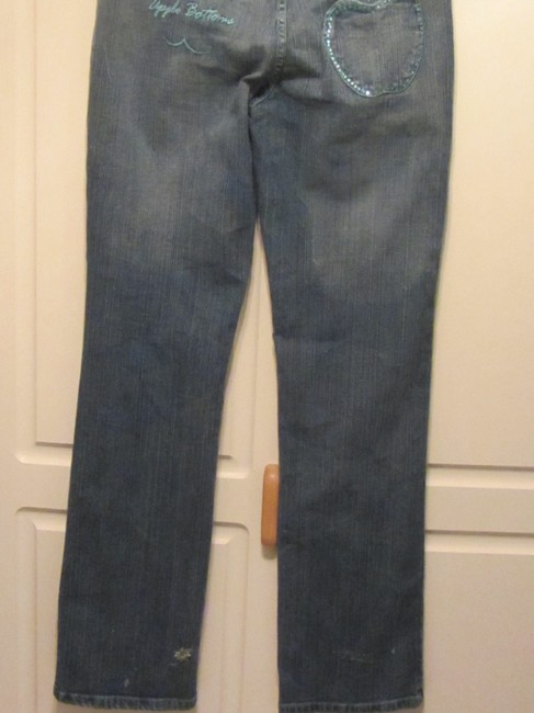 Apple Bottoms Boot Cut Jeans-Medium Wash Image 4