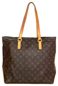 Louis Vuitton Monogram Coated Canvas Shoulder Bag