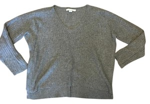 Sea Bleu Cashmere Basic Staple Sweater
