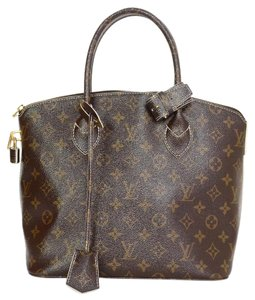 Louis Vuitton Monogram Limited Edition Canvas Gold Hardware Tote