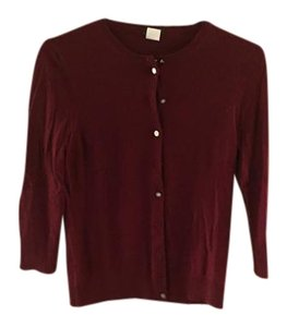 J.Crew Button Down Shirt Burgundy