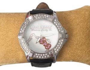 Kimora Lee Simmons Pink Sapphire Hello Kitty Watch