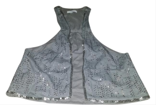 American Eagle Outfitters Sparkle Vest Ae Sweater