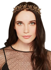 Erickson Beamon RARE Ringtone gold-plated Swarovski crystal headpiece