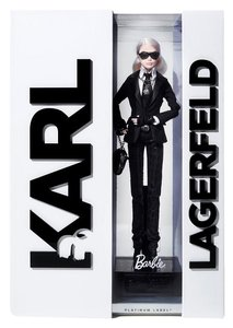 Karl Lagerfeld Karl Lagerfeld Barbie Platinum Label 2014