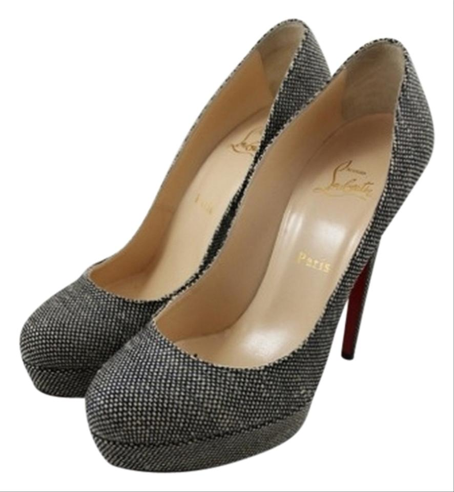 knock off shoes for sale - christian louboutin woven platform pumps | The Little Arts Academy