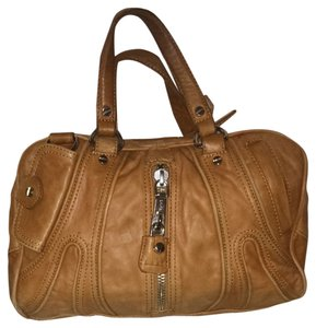 L.A.M.B. Satchel in Tan