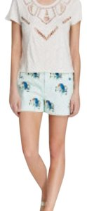 Alice + Olivia Dress Shorts Green