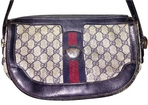 Gucci High-end Bohemian Early Piece Popular Shape Body Great Shape Vintage Shoulder Bag