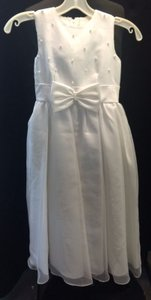 Sweetie Pie Collection White 557 Dress