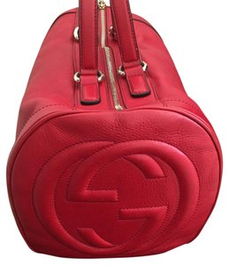 Gucci Satchel in Red