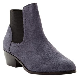 Steven by Steve Madden Bootie Suede Blue Gray Boots