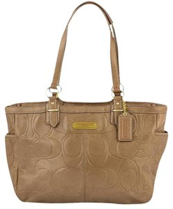 Coach Tote in copper