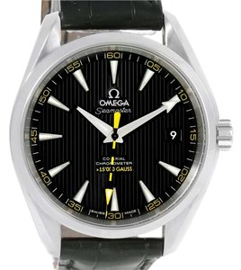 Omega Omega Aqua Terra Co-Axial 5000 Gauss Watch 231.12.42.21.01.001 Unworn