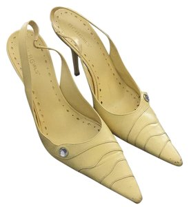 BCBGeneration Yellow Pumps