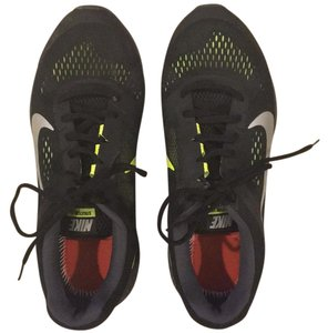 Nike Black with Volt Athletic