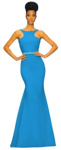 MNM Couture Mermaid Party Gown Dress