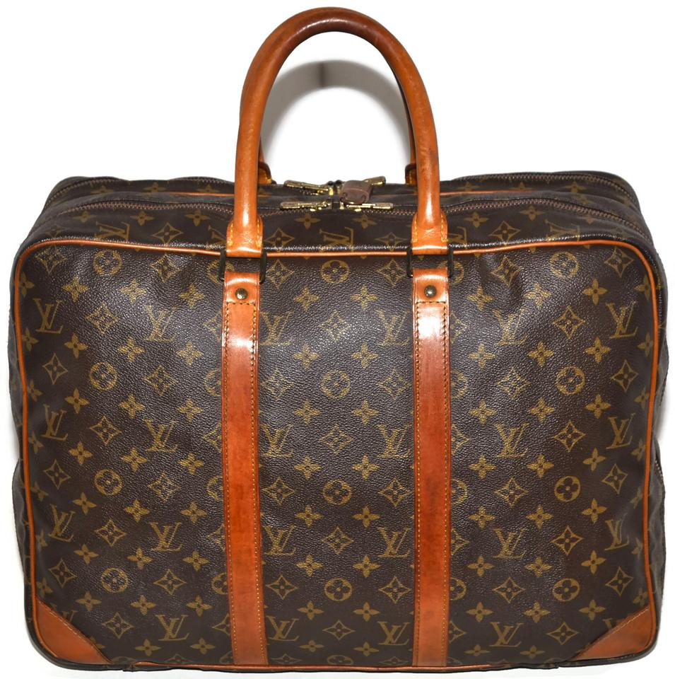 1bb1fa40b Louis Vuitton Duffle Sirius 45 Carry On 2 Poches Luggage Suitcase ...