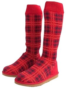 UGG Australia Jester Red Boots