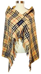 Burberry Burberry Wrap / Scarf Plaid - Authentic