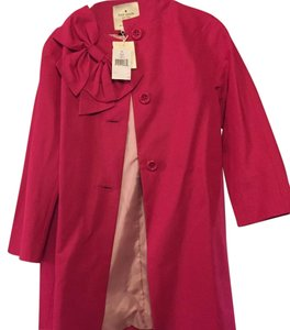 Kate Spade Hot pink Jacket