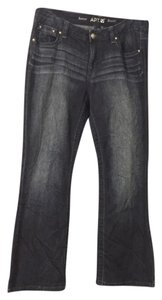 Apt. 9 Boot Cut Jeans-Dark Rinse
