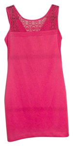 Marc New York short dress Pink Coral on Tradesy