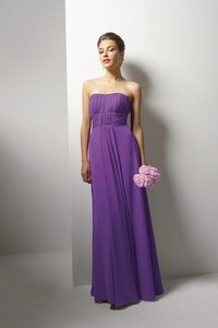 Alfred Angelo Violet Style 7093 Dress