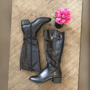 Solesensibility Black Boots