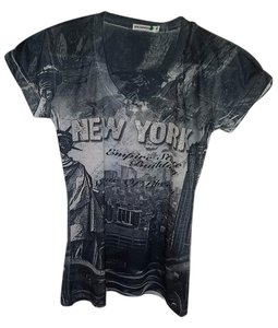 Joa New York T Shirt Gray(s)