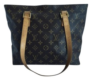 Louis Vuitton Cabas Piano Tote in Monogram