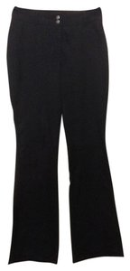 Escada Flare Pants Black