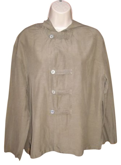 Preload https://img-static.tradesy.com/item/1816184/chico-s-brown-design-m-washable-linensilk-long-sleeve-hooded-jacket-size-8-m-0-0-650-650.jpg