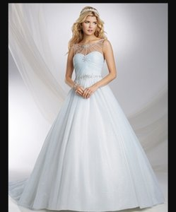 Alfred Angelo Disney Cinderella Style 244 Wedding Dress