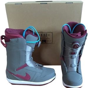 Nike Snowboard Snowboarding Snow Gray/plum Boots