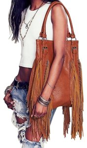 Free People Tote in Brown