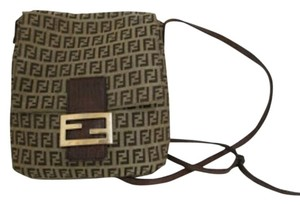 Fendi multi Messenger Bag
