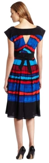 Preload https://img-static.tradesy.com/item/181636/tracy-reese-redblueblack-distressed-watercolor-stripes-surplice-frock-mid-length-cocktail-dress-size-0-0-650-650.jpg