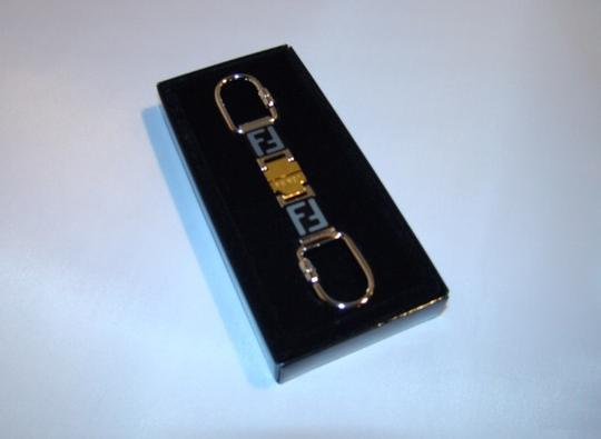 Fendi New In BOx FENDI 2 pc breakaway key fob Image 1